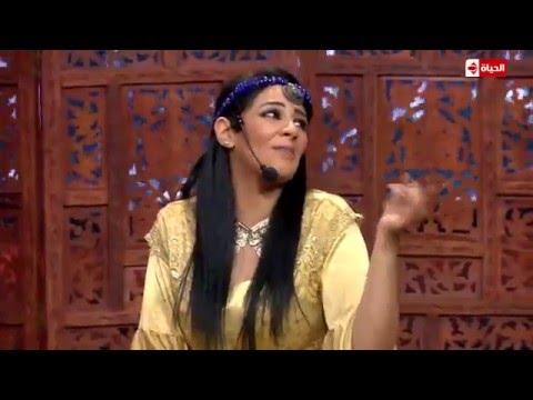 اسكتش مروة الصباحي ومها احمد - شهرزاد | نجم الكوميديا