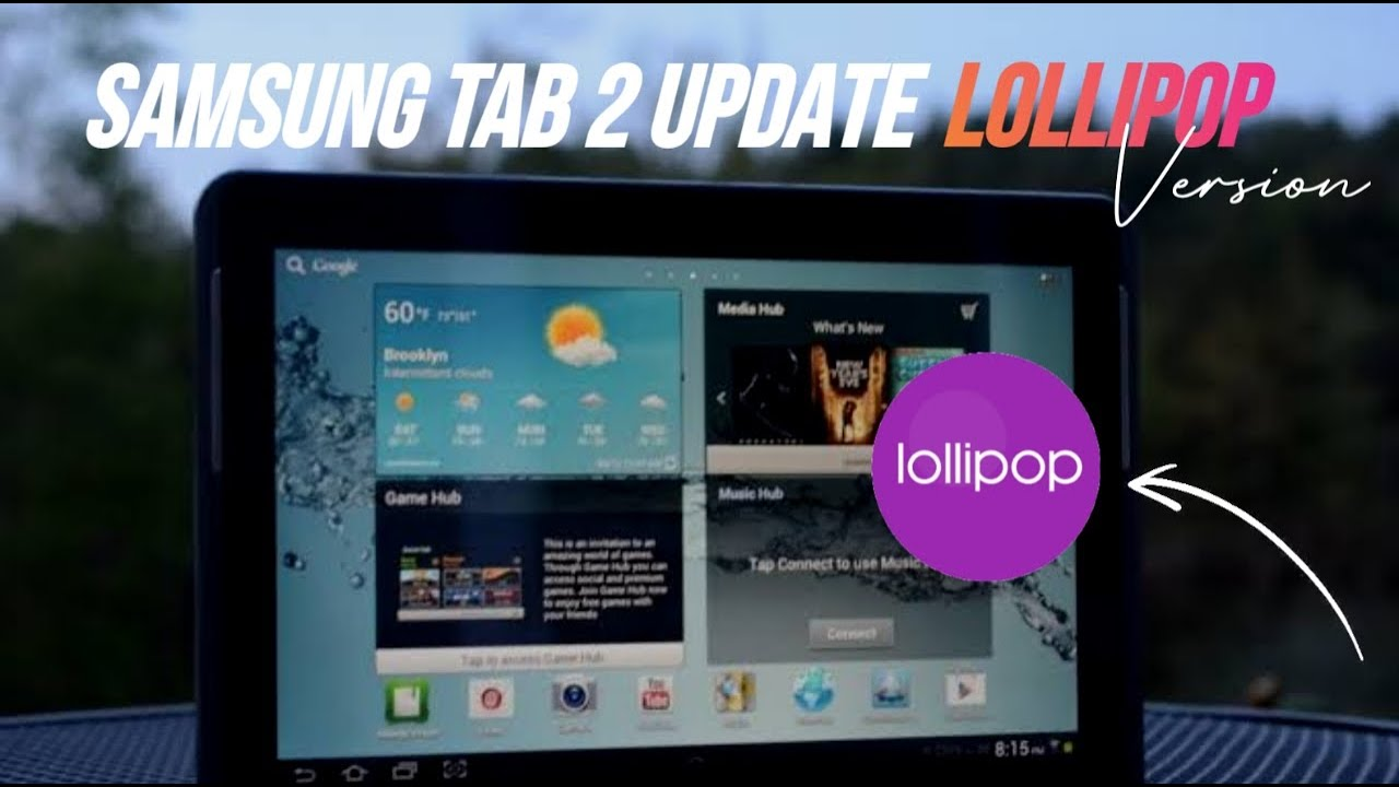 How To samsung Galaxy Tab 2 P3100/p3110 update Lollipop 5 0 2 (CM13)