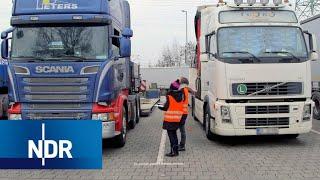 Trucker - Wenn der Lkw das Zuhause ist | 7 Tage | NDR