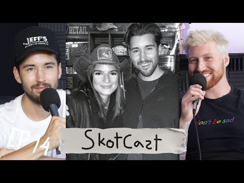 Are Jeff and Natalie Dating? | Skotcast Ep. 14