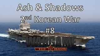 We're preparing for a naval invasion and some annoying Chinese ship...
