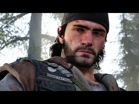DAYS GONE Trailer (E3 2016) PS4