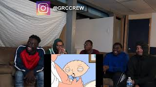 TRY NOT TO LAUGH - Family Guy Funny Moments Compilation #3 - REACTION!!!