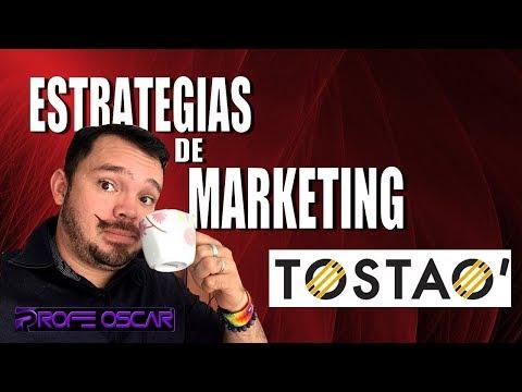Estrategias de ventas Tostao café y pan