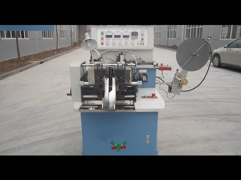 Automatic Label Cut and Fold Machine Operation Guide