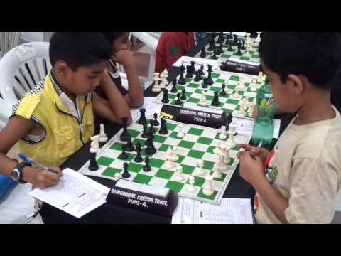 Concentration, play and dispute – State under 7 Championship