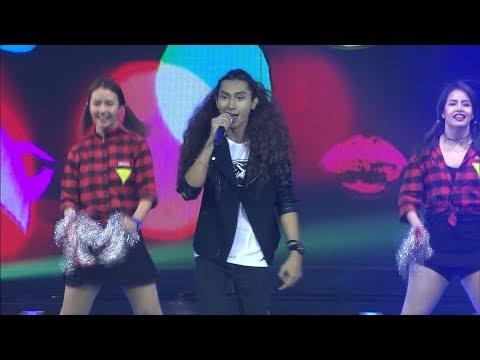 Kyaw Zin Thant Dance Week Audition | The X Factor Myanmar 2017 Season 2