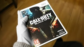 Wii Call of Duty Black Ops Zombies 6 Years Later...