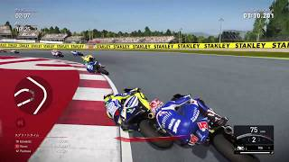 vuclip Rossi the game Classic MotoGP Catalunya game play
