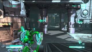 Infiltrator 16-4 - Transformers Fall Of Cybertron Multiplayer Gameplay