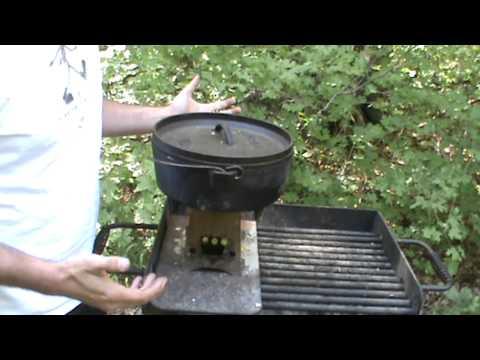 Emberlit Stove Review - Utah Outdoor Activities