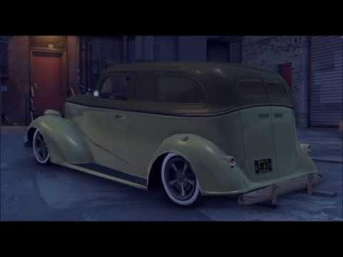 Mafia 2  Lowriders 2 DLC  1938 Chevrolet Panel Van