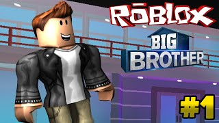 Roblox | Big Brother | GETTING A GIRLFRIEND!!