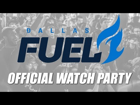 Official Dallas Fuel Watch Party!