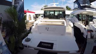2017 Tiara 53 Coupe Tour
