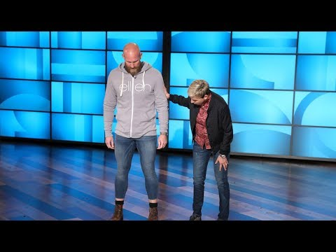 Ellen's Got Tight New Jeans