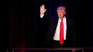 Donald Trump: Time for America to Bind the Wounds of Division