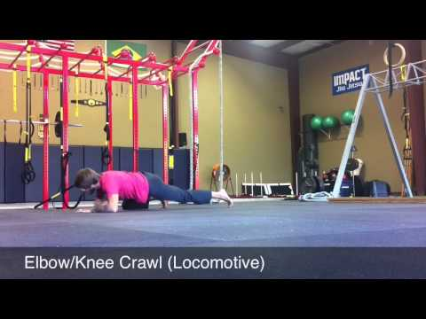 Learning the Basic Crawl