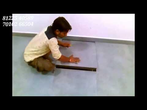 Hidden Safety Locker Floor Wall House Puja Secret Room New Design Construction India  81225 40589
