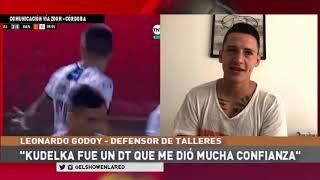 Leonardo Godoy en El Show En La Red 03 06 2020