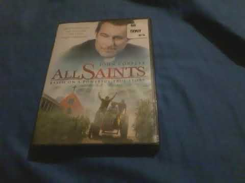 Download All Saints - DVD Unboxing!