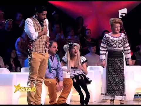 Andrea a facut un numar incredibil la NexStar . Copii Romani sunt talentati !!!