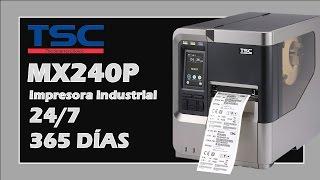 видео TSC MX640