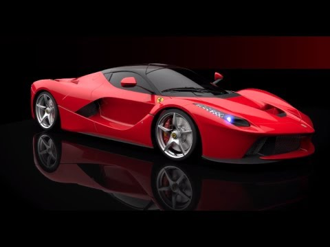 Ferrari Laferrari Specs Top Speed 230 Mph 0 62 Under 3 Seconds