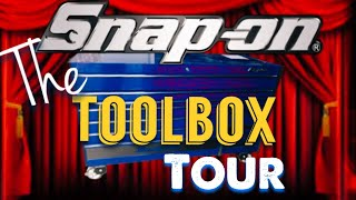 Snap On Master Series Toolbox Tour: Koon Trucking (both boxes revealed)