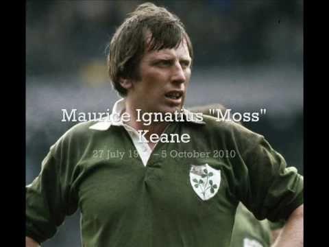Moss Keane Interview