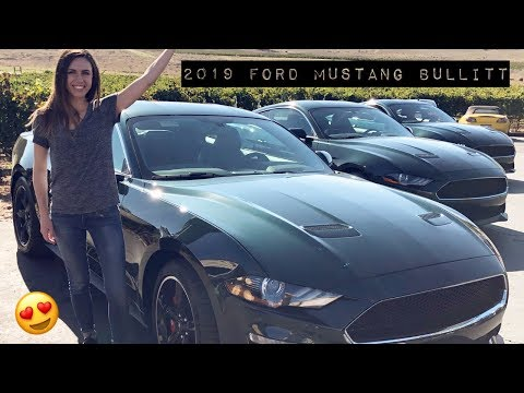 SHOULD I TRADE MY 2016 HELLCAT FOR A 2019 MUSTANG BULLITT?!