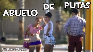 Repeat youtube video El Abuelo se va de putas (Cámara oculta) MrAndrosLB