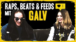 3x3 - Raps, Beats & Feeds mit GALV #2    TAPEFABRIK
