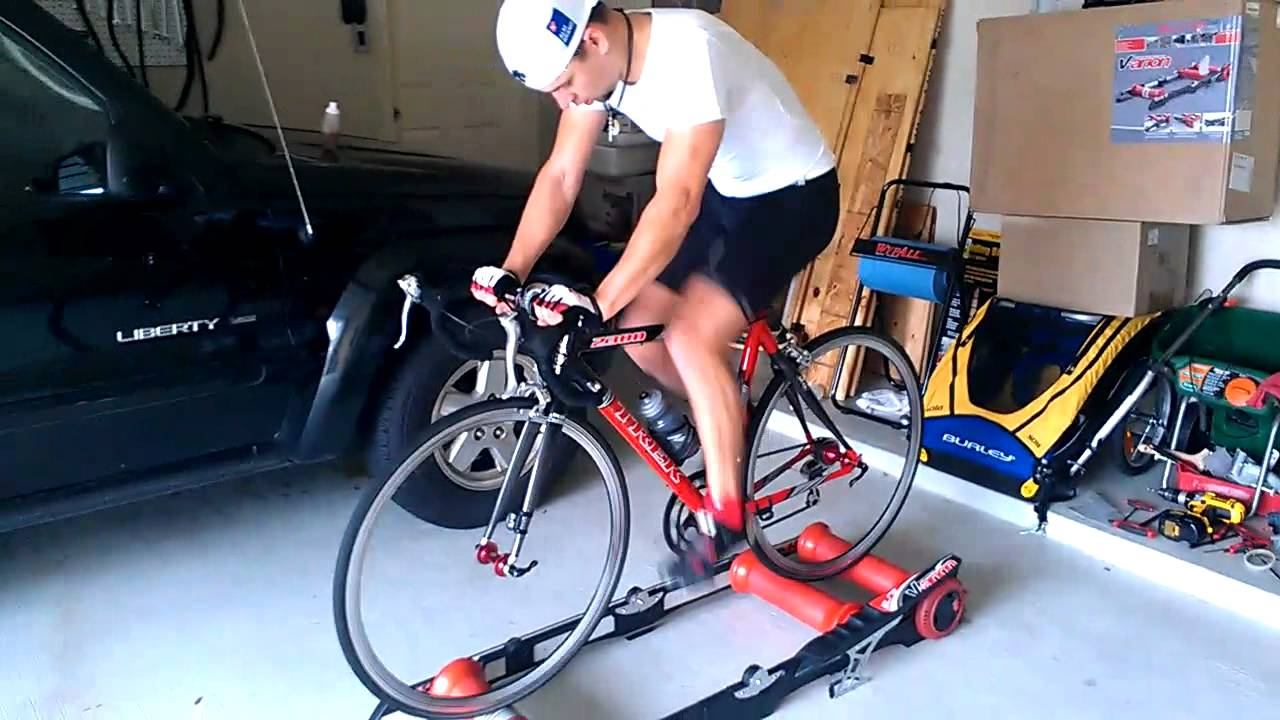 Riding Elite V Arion Parabolic Rollers Youtube