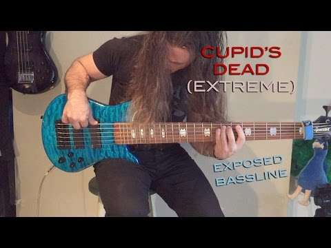 Cupid's Dead (in E minor) - Extreme Exposed Bass Line