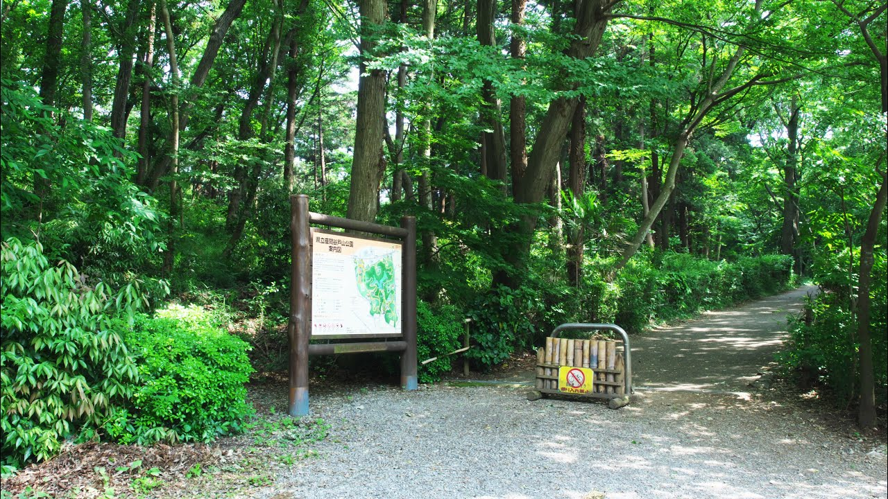 美味しい神奈川ken Oh!Delicious kanagawaken Oh!座間 谷戸山公園Zama Yato Mountain Park