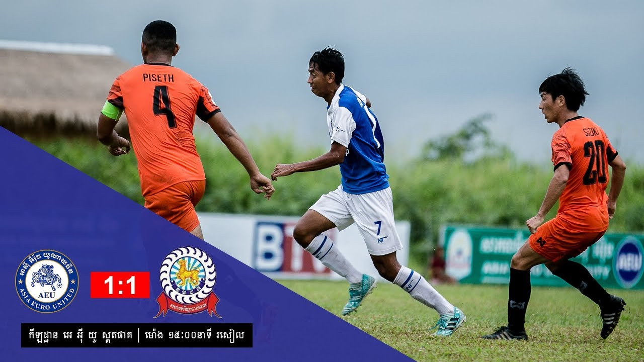 [MCL Week 8] Asia Euro United (1-1) G.C National Police