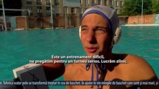 ACTIVITATEA WATER POLO ÎN MOLDOVA – FIERBE