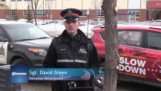 Children Rally Up to Slow Drivers Down in Edmonton School Zones