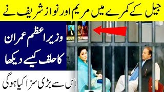 Maryam And Nawaz Sharif Watched Imran Khan's Oath I TUT