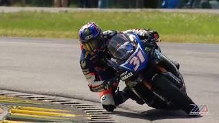 Garrett Gerloff Interview EBC Brakes Superbike Race 2 at VIR 19