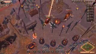 Albion Online - Solo Ganking - [ MrChuffington VS POE ]
