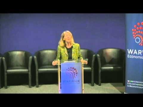 Lisa Buckingham - Breaking the Mould: Women in Leadership - Warwick Economics Summit 2014