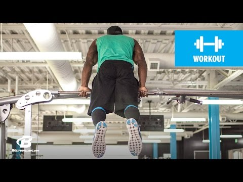 Kizzito Ejam's Power Up Your Muscle-Up! - Bodybuilding.com