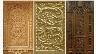 Best decorative wood main doors for modern homes