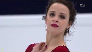 Anna CAPPELLINI e Luca LANOTTE Europei 2018 Mosca   danza libera 105 89 52 2854 61   1 00 Totale 180