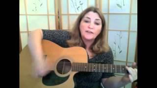 JoniMitchell.com Instructional Video: Chelsea Morning
