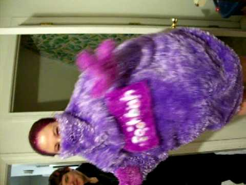 costume Adult boohbah