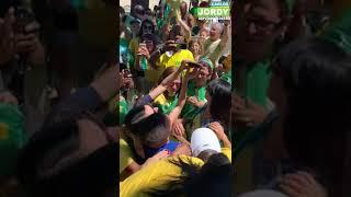 Vocês são meu combustível! #BolsonaroDay  / Niterói-RJ