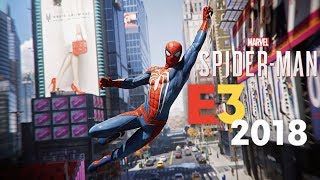 The Sinister Six?! I Spiderman PS4 -  E3 2018
